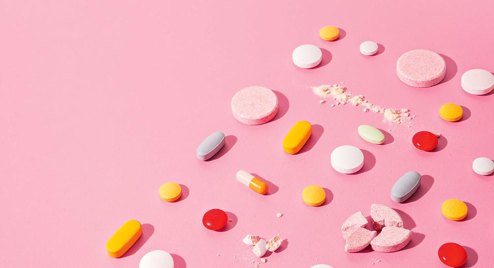 10 витаминов, которые нам жизненно необходимы