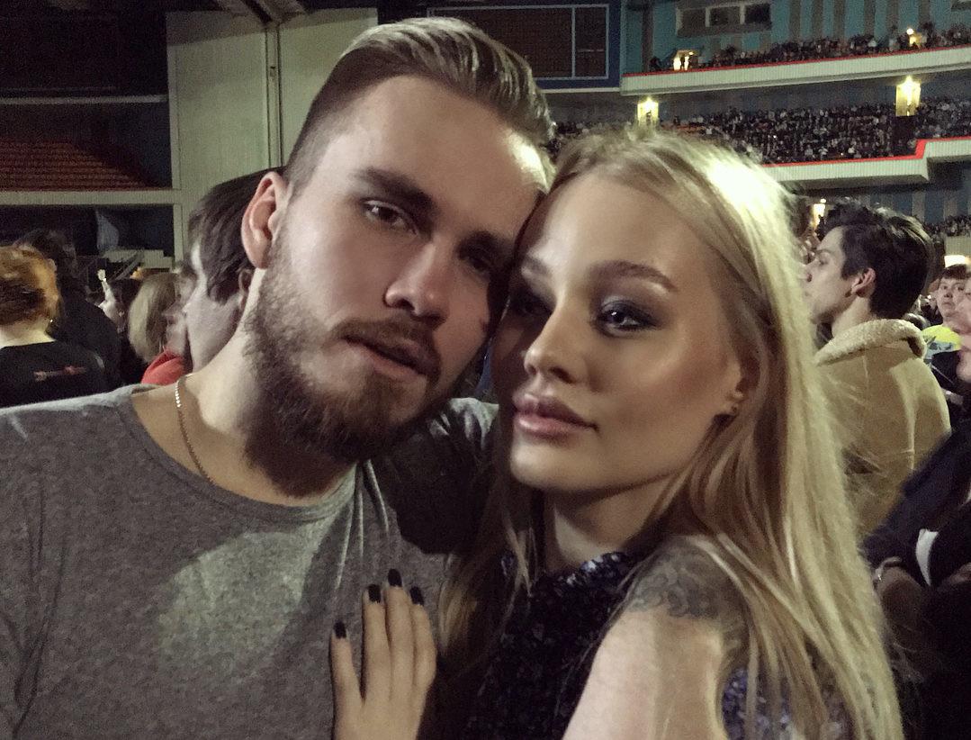 Бывший муж Виктории Дайнеко перестал скрывать новую избранницу