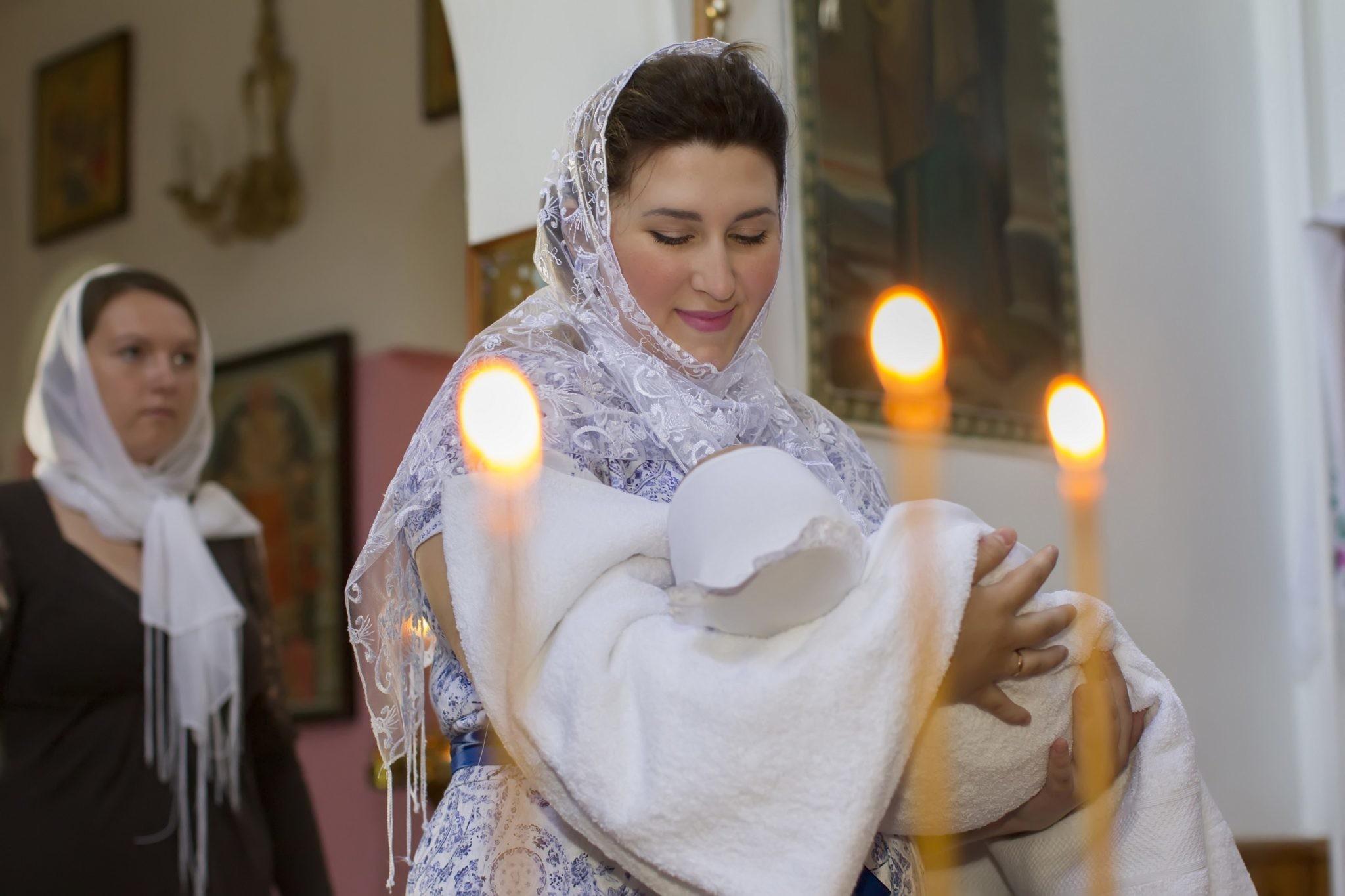 Что нужно для крещения ребенка: 5 правил