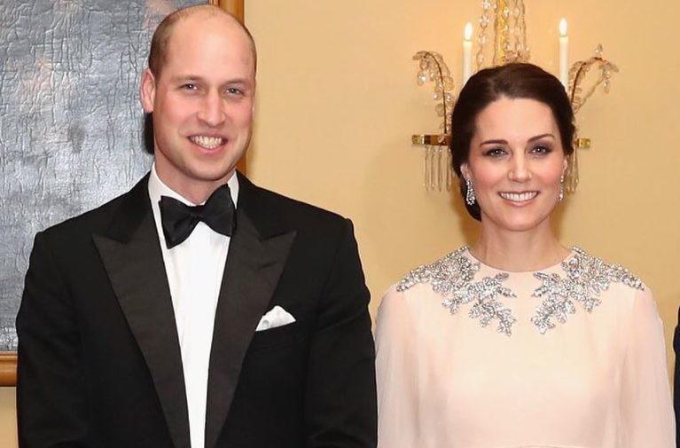 Принц Уильям проговорился об имени для новорожденного сына