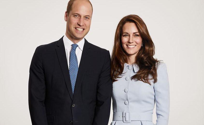 Кейт Миддлтон и принц Уильям назвали имя третьего ребенка