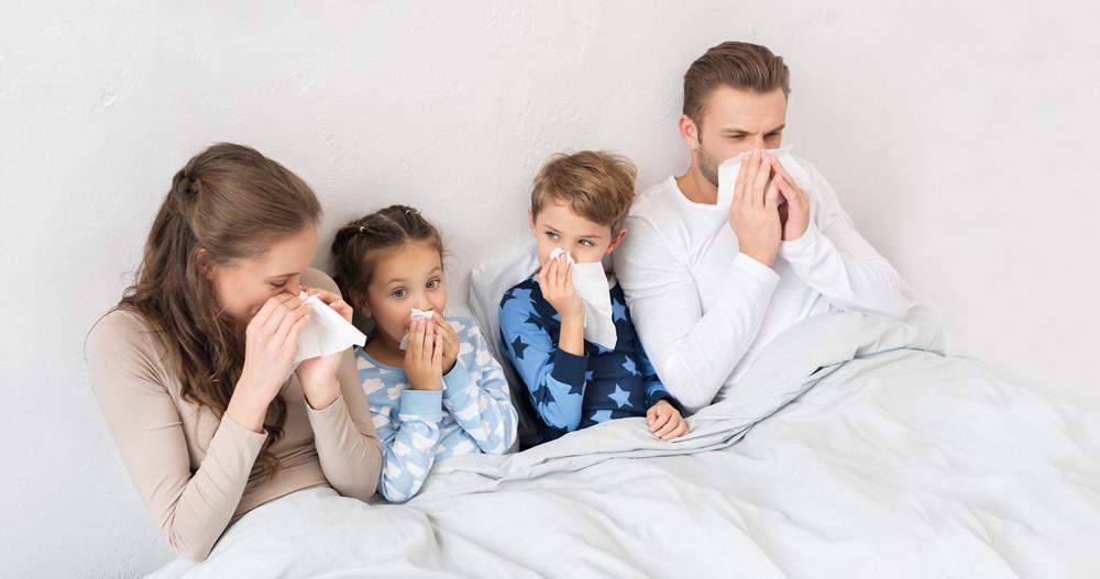 Простуда в межсезонье: симптомы и особенности