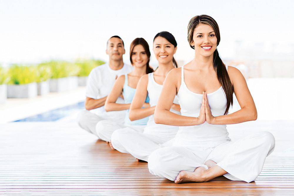 Гормональная йога для женщин: базовые асаны