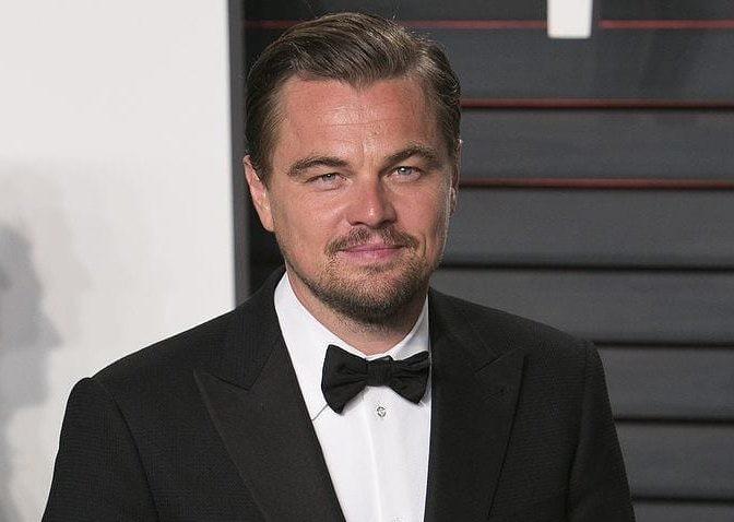 Леонардо Ди Каприо пытается похудеть на 15 килограммов