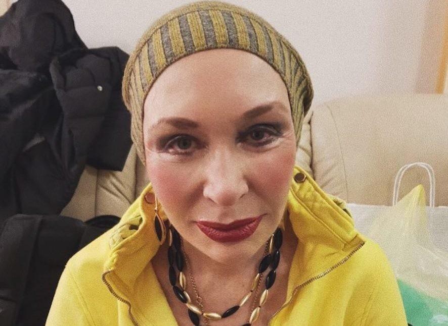 71-летняя Татьяна Васильева показала, как выглядит в бикини