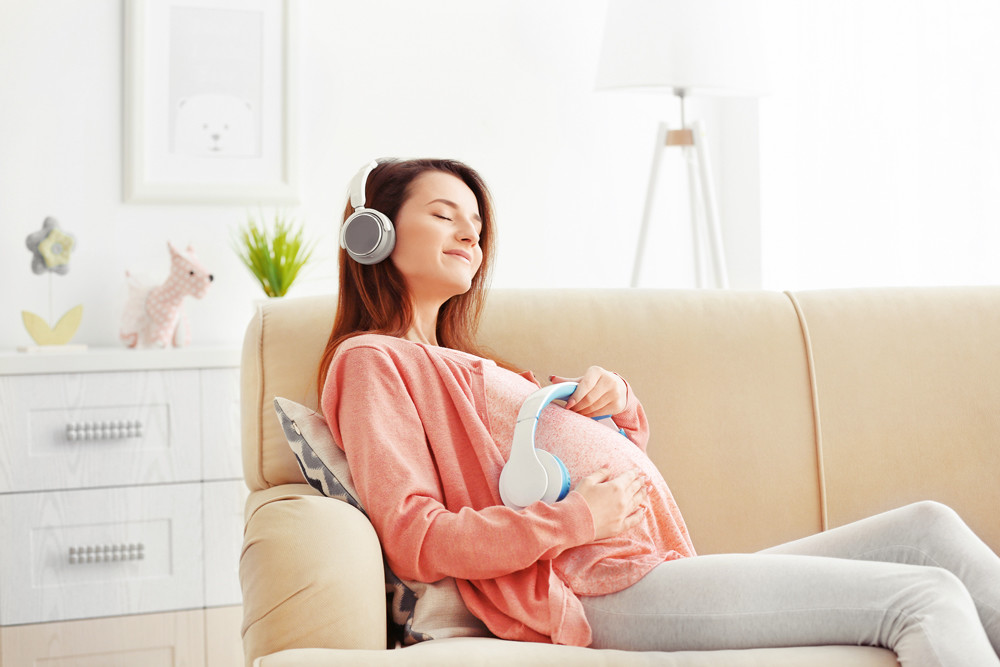 Какую музыку слушать беременным?