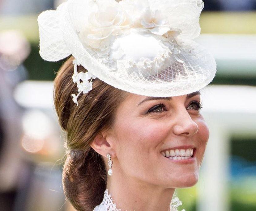 Кейт Миддлтон впервые вышла в свет после рождения принца Луи