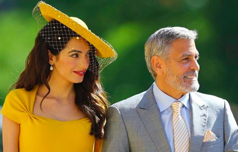 Как были одеты гости церемонии бракосочетания принца Гарри и Меган Маркл?