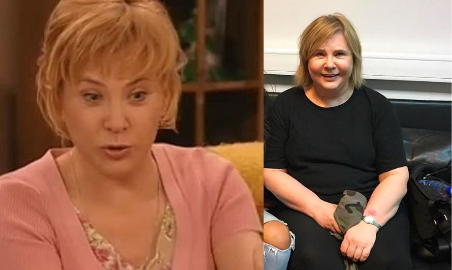 Татьяна Догилева впервые прокомментировала резкий набор веса