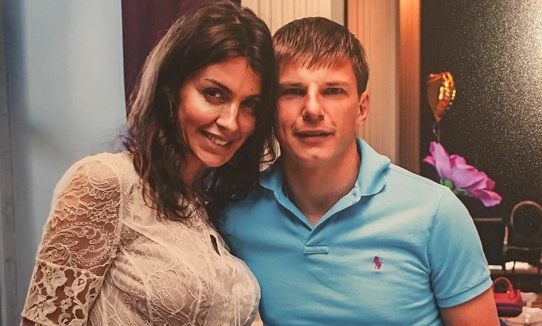 Супруга Андрея Аршавина впервые показала лицо годовалой дочери