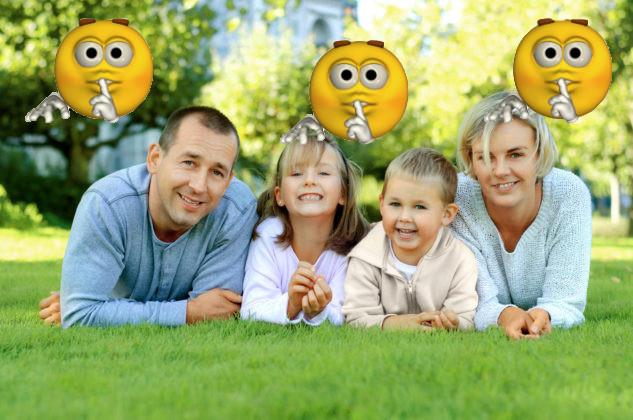 8 фраз, которые мудрые родители никогда не скажут своим детям