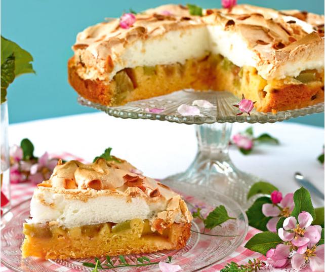 4 блюда из ревеня, которые вы захотите приготовить прямо сейчас