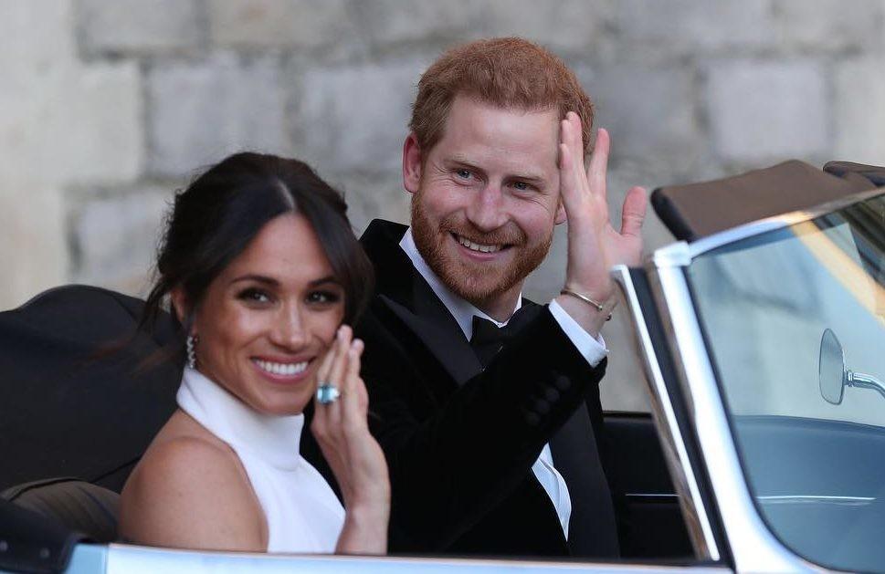 Фотограф рассказал, как снял лучший свадебный кадр с Меган Маркл и принцем Гарри