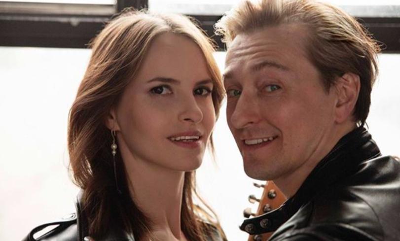 Сергей Безруков и Анна Матисон ждут второго ребенка
