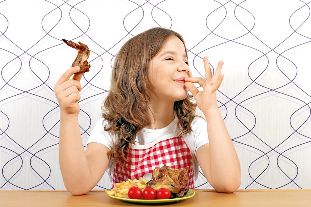 4 блюда из курицы, которые полюбят дети