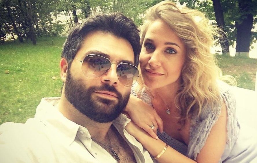Юлия Ковальчук и Алексей Чумаков тайно покрестили дочь