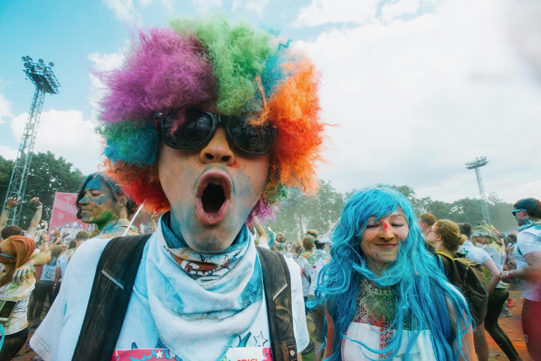 В чем бежать «цветной марафон» этим летом?