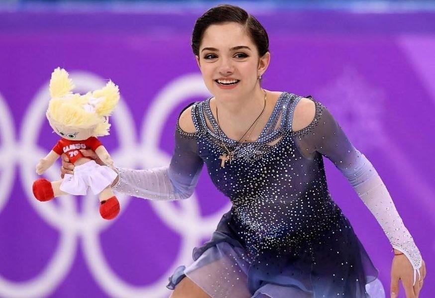 Cеребряная медалистка Олимпиады-2018 Евгения Медведева окончательно покинула Россию