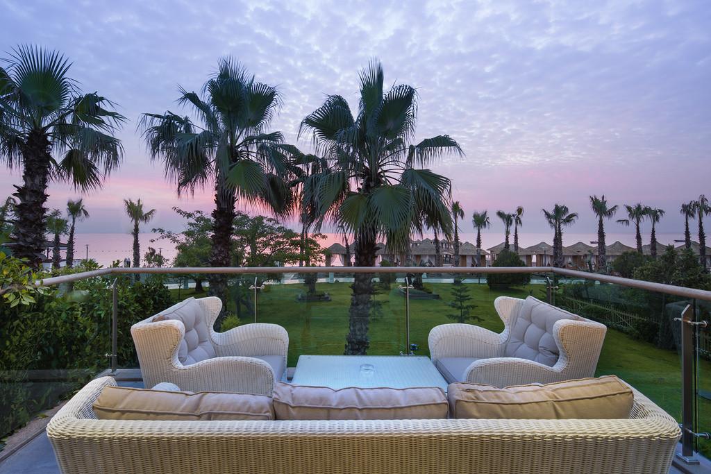 Nirvana Lagoon Villas Suites & SPA: отпуск мечты в Анталии