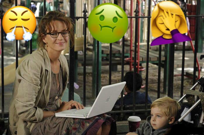 5 типов мам, которых терпеть не могут на детской площадке