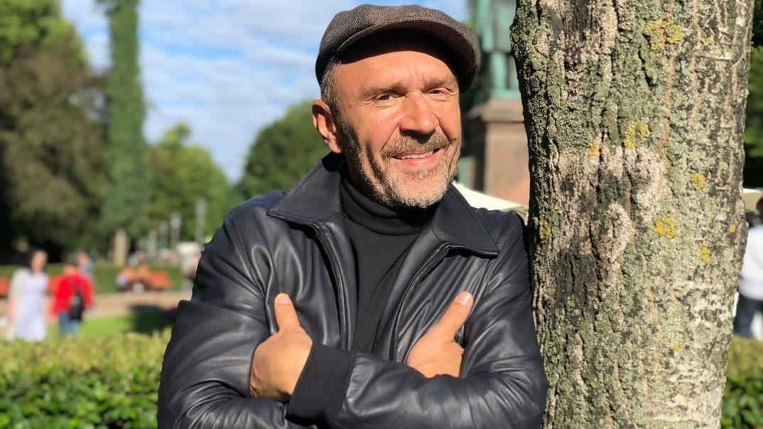 Сергей Шнуров впервые за долгое время показал взрослых сына и дочь
