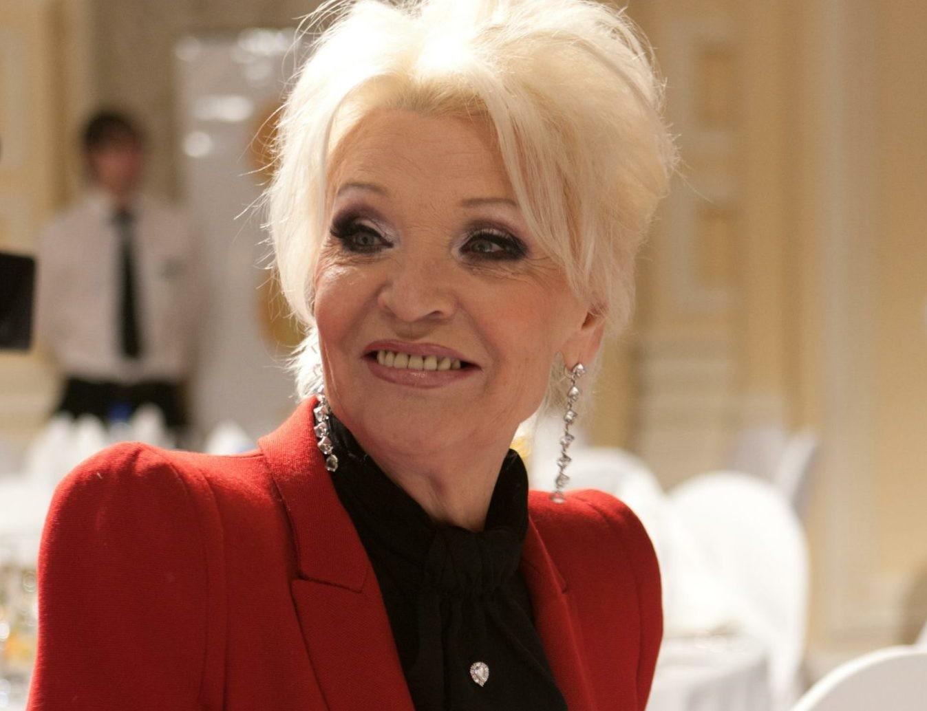 78-летняя Светлана Светличная отказалась от отпуска из-за внезапных проблем со здоровьем