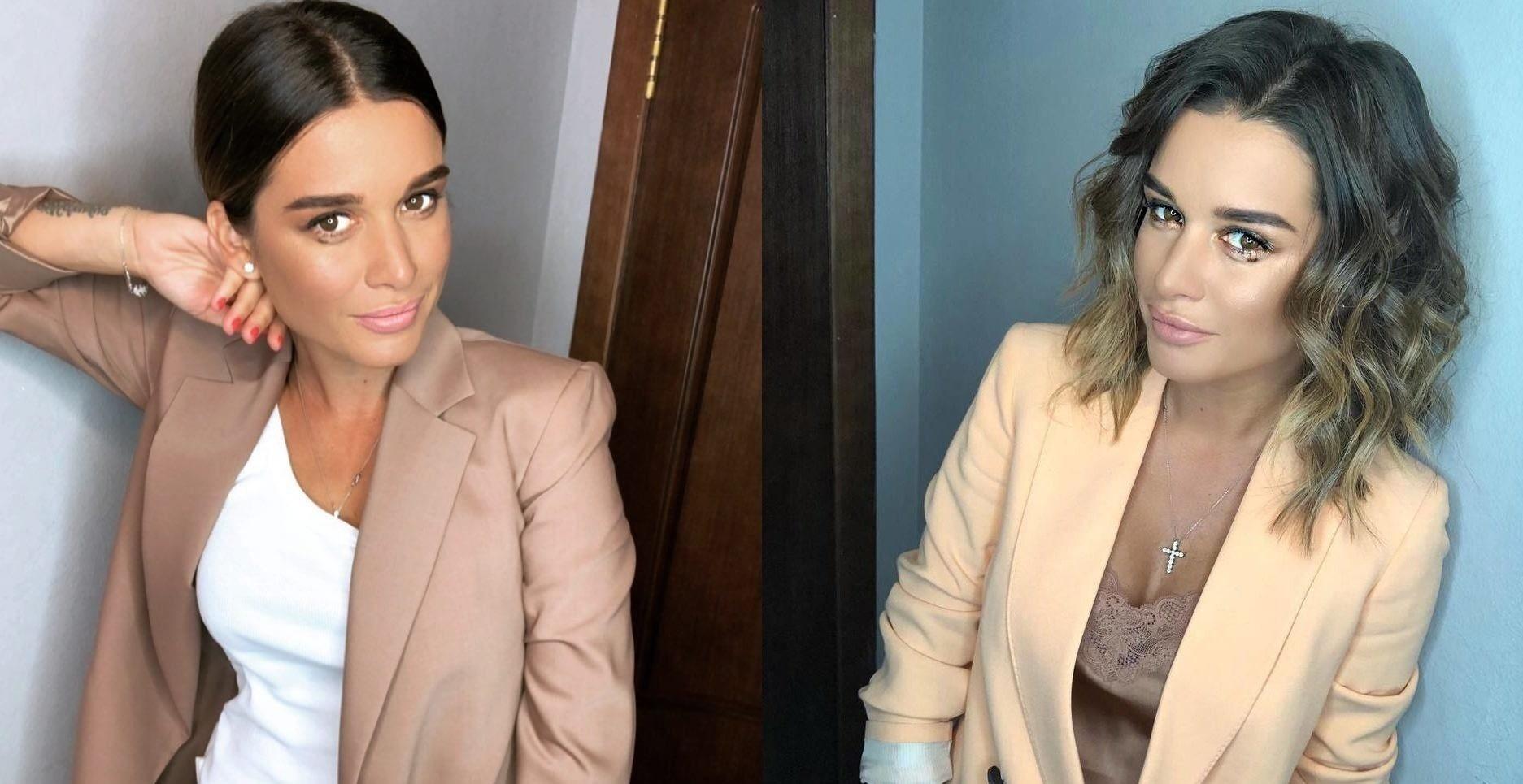 Ксения Бородина показала 5 вариантов, как модно носить жакет летом