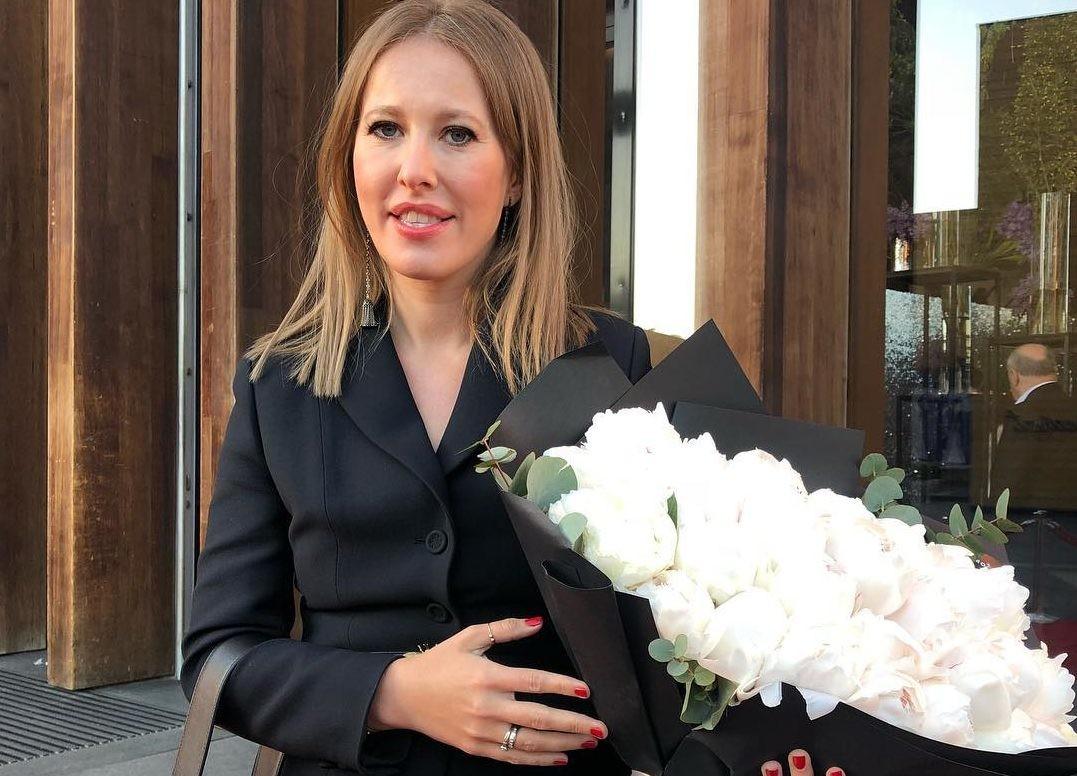 Мать Ксении Собчак прокомментировала ее вторую беременность