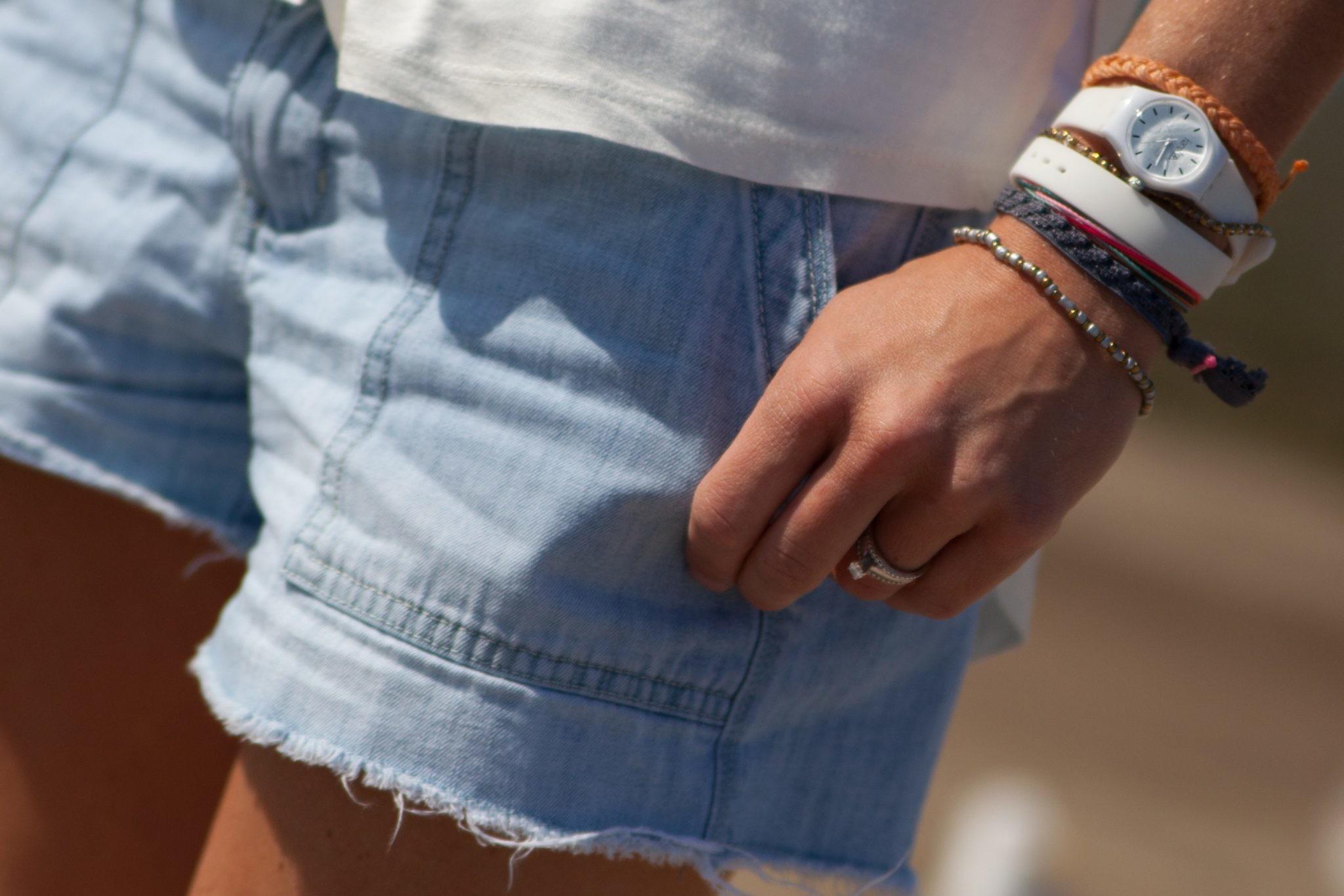 Вопрос стилисту: какие шорты уместно носить в городе летом?