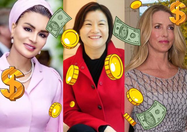 11 самых известных миллионерш мира
