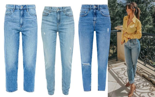 5 винтажных джинсов на любой тип фигуры, как у Ани Лорак