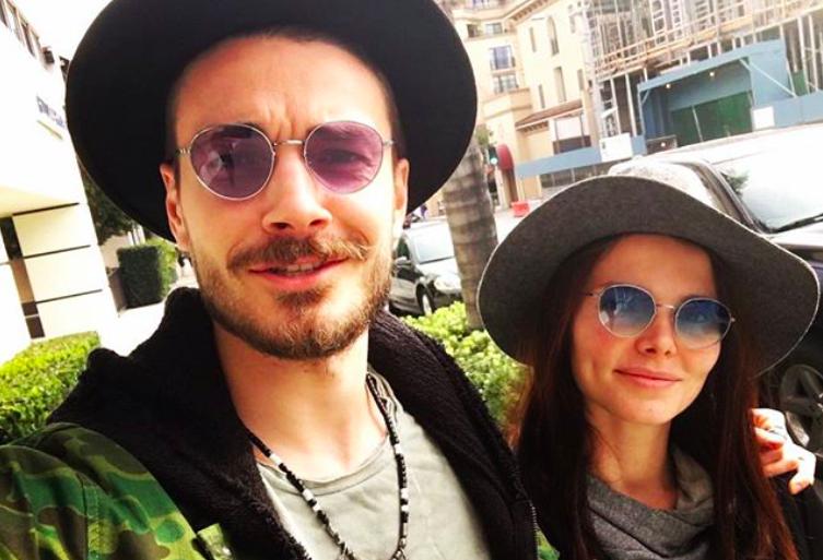 Елизавета Боярская и Максим Матвеев устроили себе второй медовый месяц