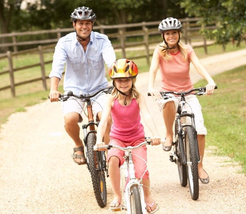 Активный семейный отдых и оздоровление: как совместить приятное с полезным?