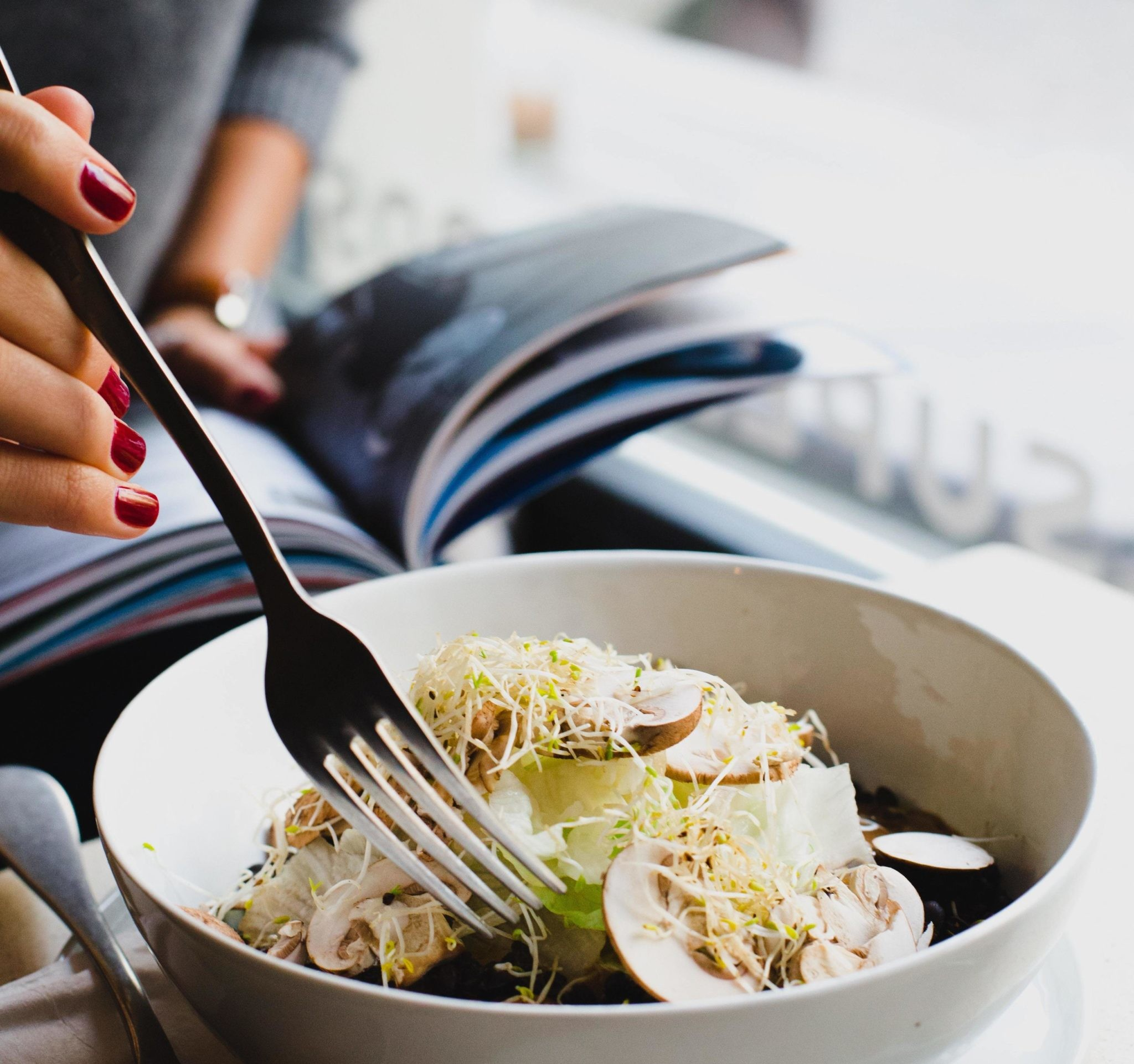 5 самых популярных салатов в мире