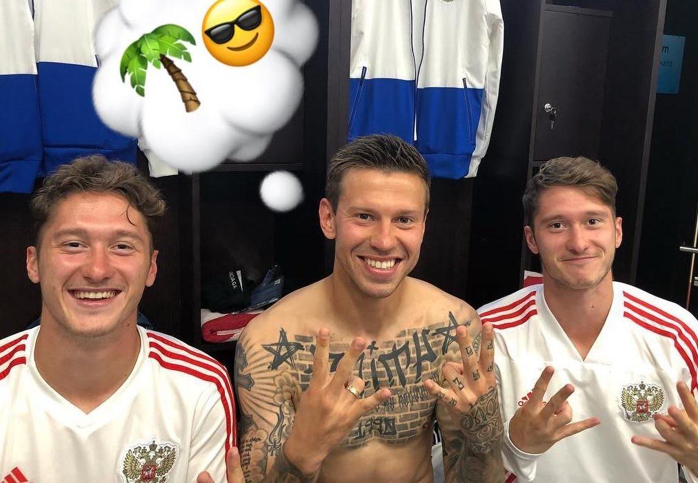 Как изменилась жизнь российских футболистов после успешного ЧМ-2018?