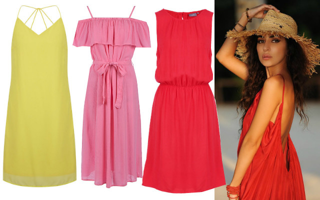 5 пляжных платьев до 2500 рублей, как у певицы Зары