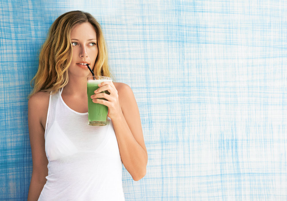 Зеленый детокс: 4 вкусных рецепта