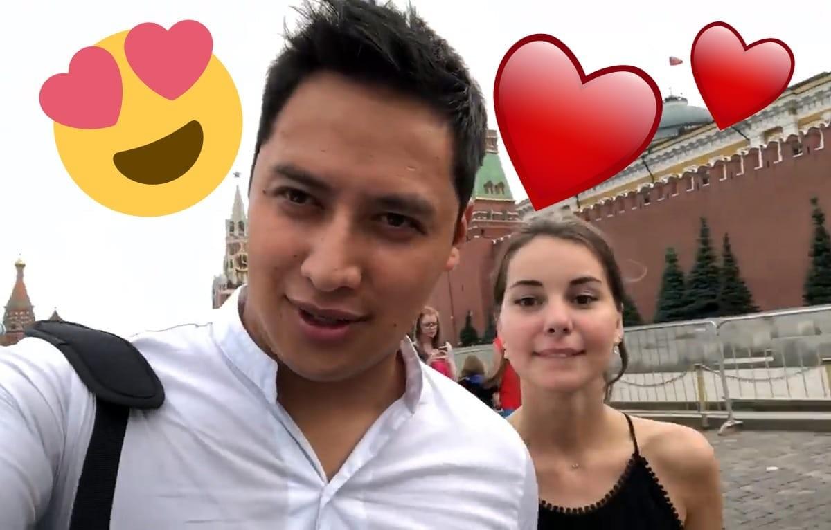 Первая интернациональная свадьба ЧМ-2018: мексиканец и уралочка