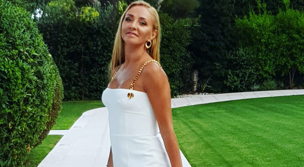 Татьяна Навка впервые за долгое время показала фото с мужем Дмитрием Песковым
