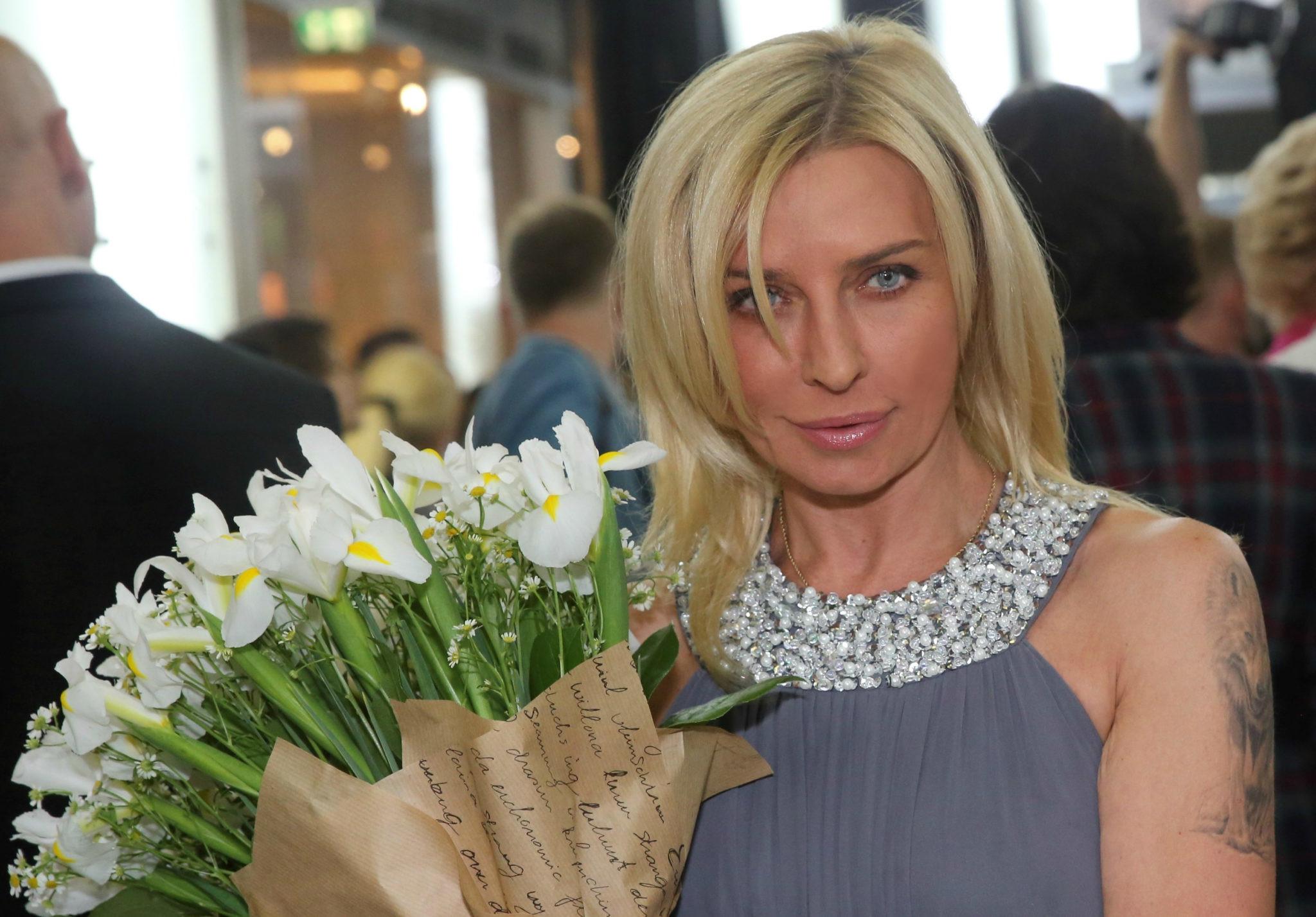 51-летняя Татьяна Овсиенко и ее муж готовятся впервые стать родителями