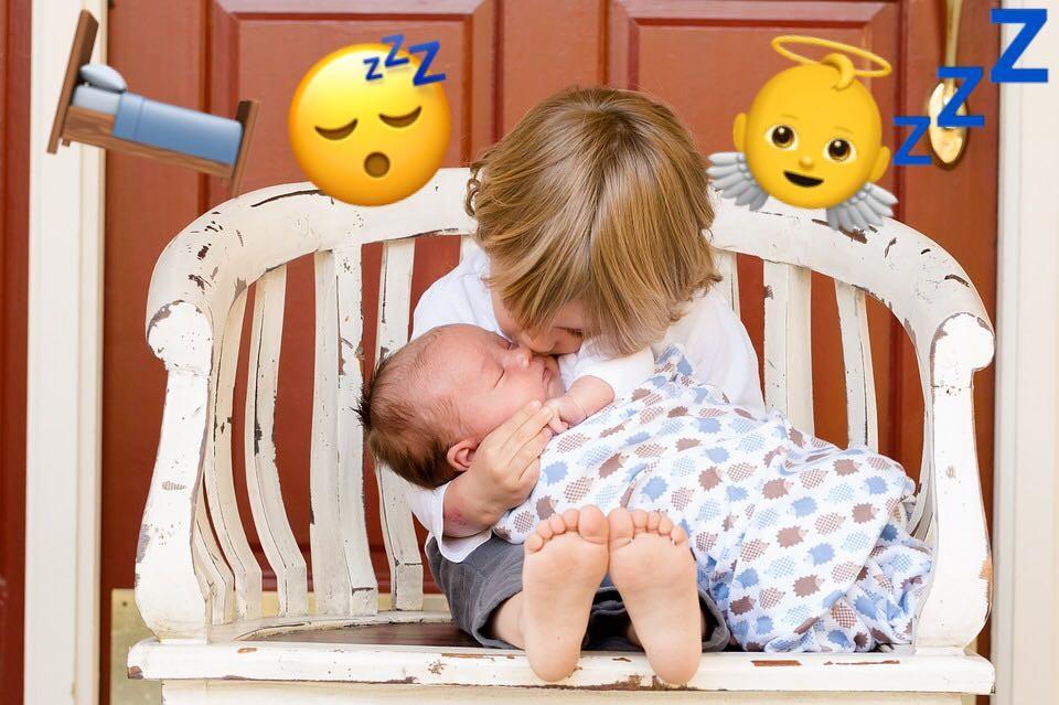 Как уложить ребенка спать без груди, соски или укачиваний