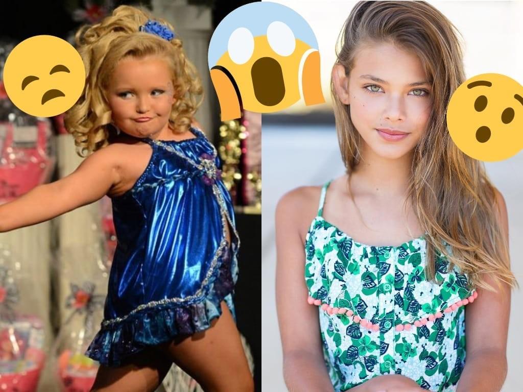 Мурашки по коже: самые красивые дети и что с ними стало