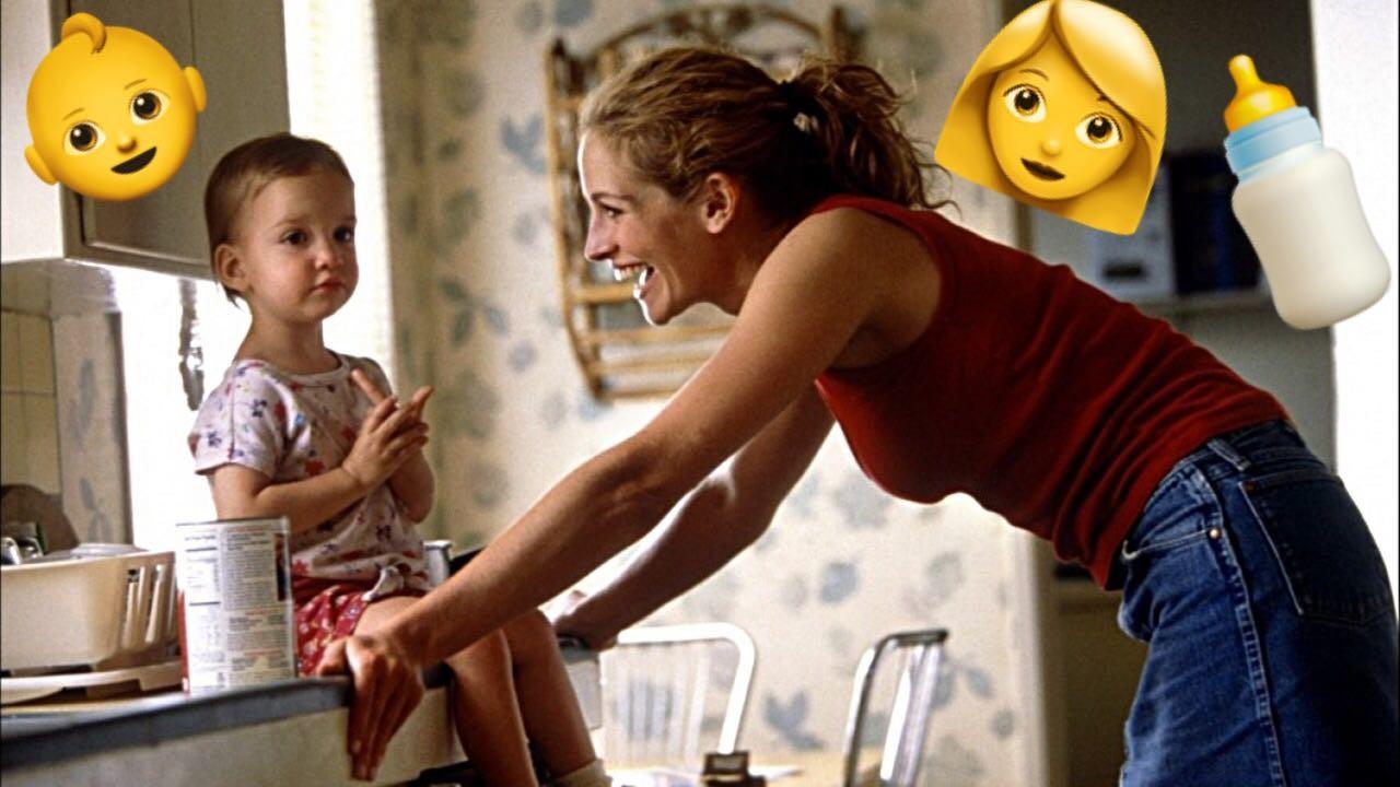 5 фраз, которые ты никогда не говорила, пока не стала мамой