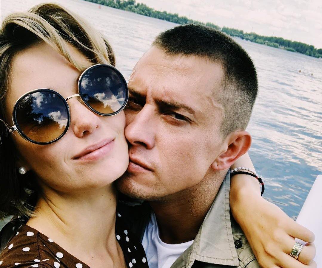 Что будут делать Агата Муцениеце и Павел Прилучный в случае развода?