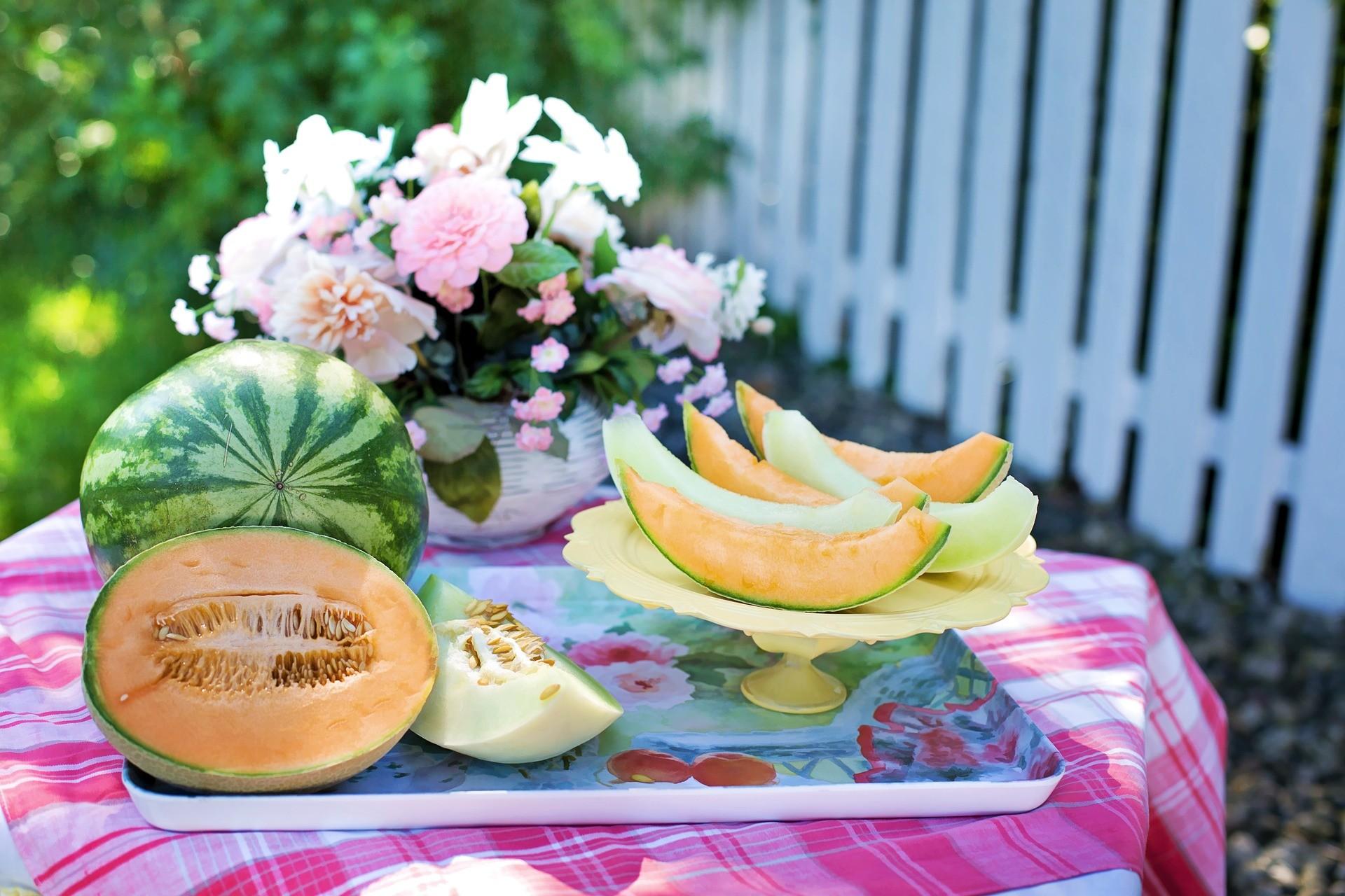 Из дыни и арбуза: 5 рецептов необычных блюд