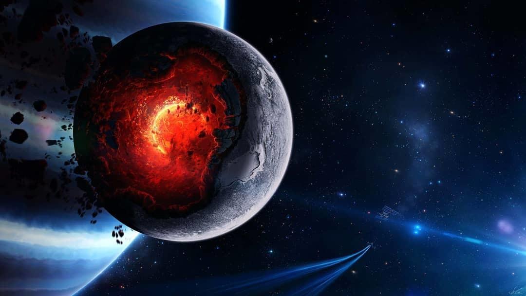 Конец света назначен на 16 августа 2018 года: к земле приближается планета Нибиру
