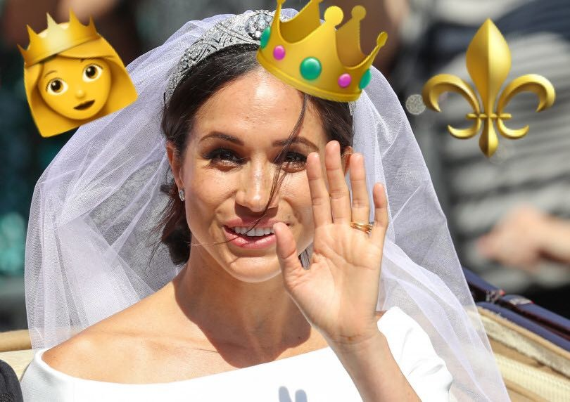 Тест: могла бы ты стать принцессой, как Меган Маркл?