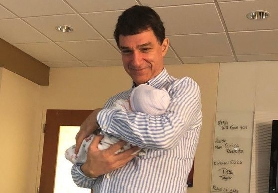 «Актер или хоккеист?»: чем будет заниматься новорожденный сын Александра Овечкина?