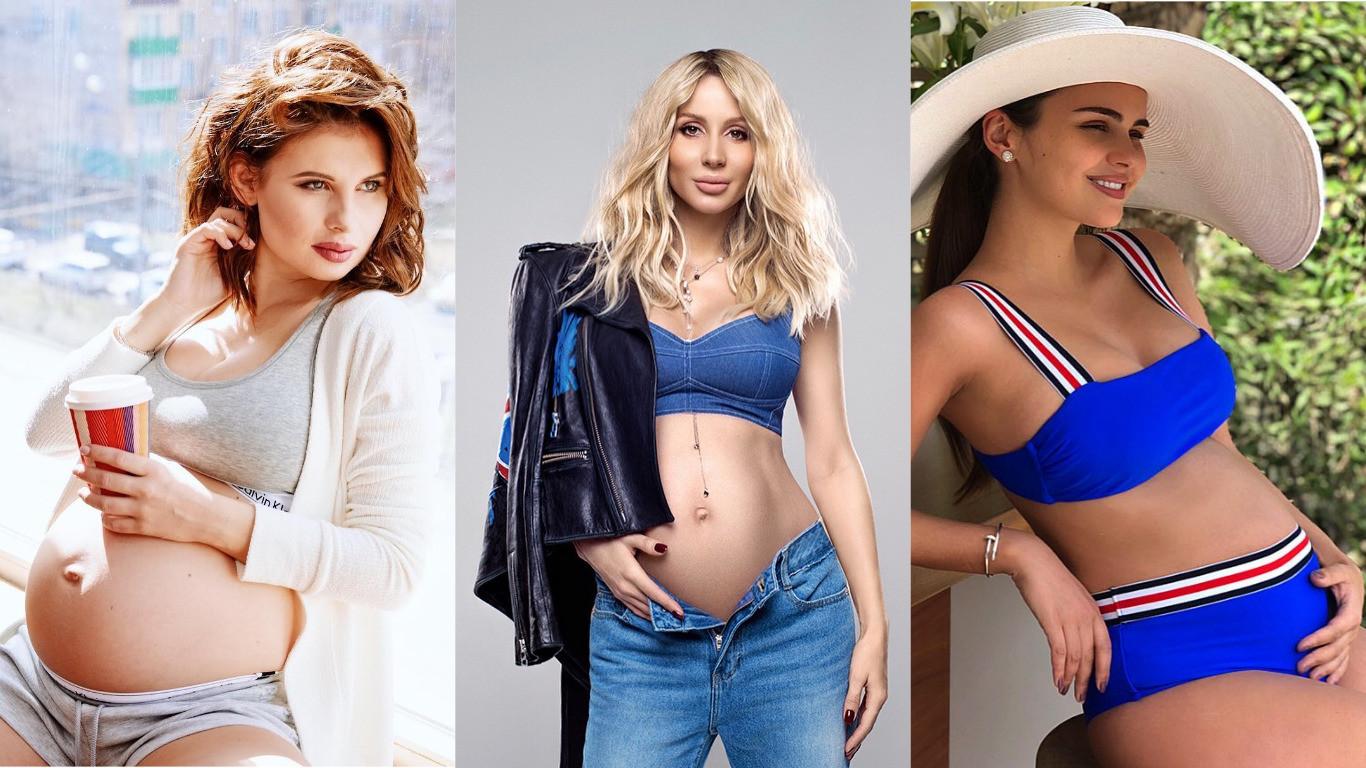 9 звезд, которые стали мамами этим летом