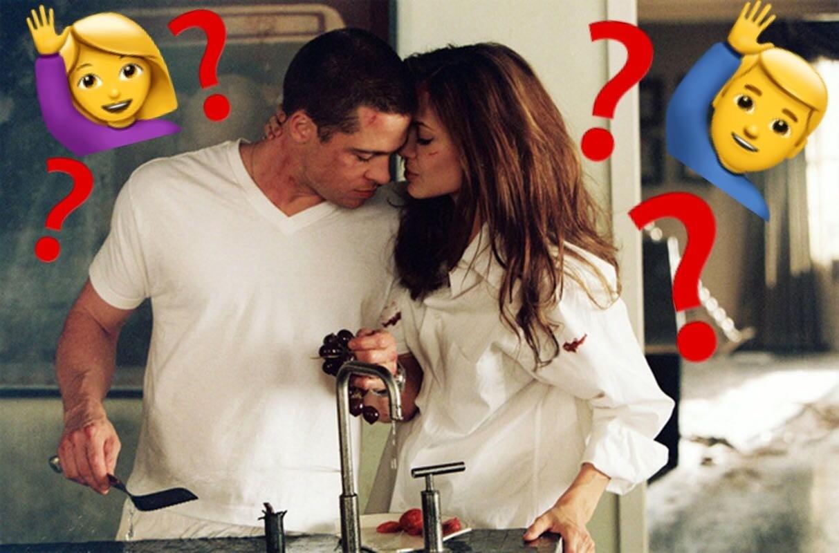 Тест: кто на самом деле доминирует в вашей паре?